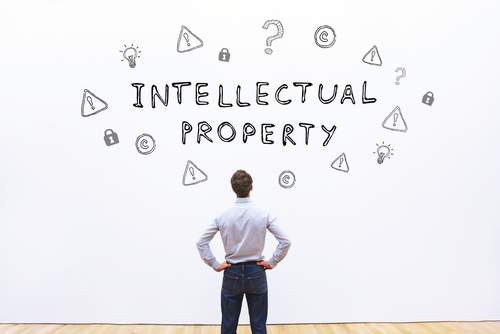 What The The Types Of Intellectual Property?